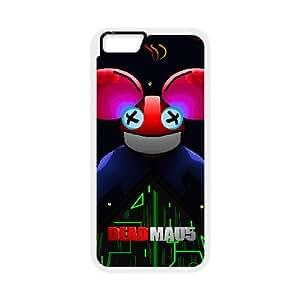 IPhone 6 4.7 Inch Phone Case for Classic theme Deadmau5 pattern design GQCTDM900887