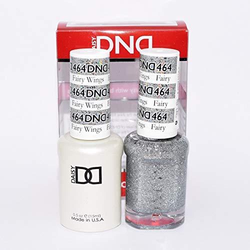 DNDDuo Gel (Gel & Matching Polish) Glitter Set 464 - Fairy Wings]()