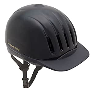 Equi-Lite Helmet with Dial-Fit-System, Black, Small