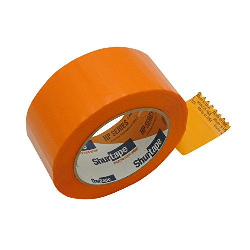 Shurtape HP-200C Production-Grade Colored Packaging Tape: 2 in. x 110 yds. (Orange) (Orange Packaging Tape compare prices)