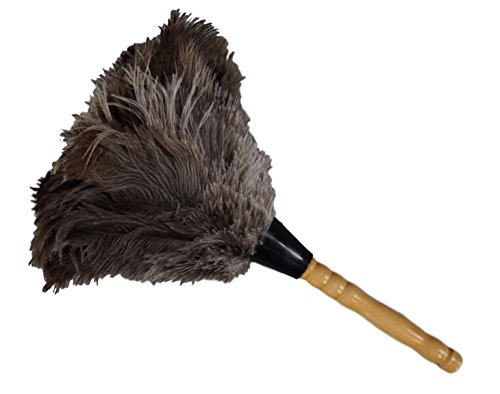 (Tri-Secure Feather Duster-Gray)