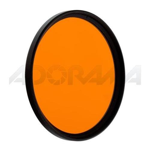 Tiffen B60 #21 Glass Bayonet Mount Filter - Orange by Tiffen (Image #1)