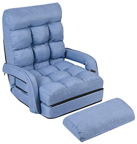Giantex Folding Lounger Armrests Pillow product image