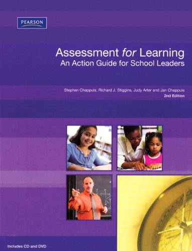 Assessment for Learning: An Action Guide for School Leaders (2nd Edition) (Assessment Training Institute, Inc.)