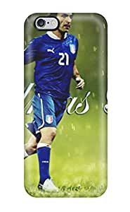 Durable Andrea Pirlo Back Case/cover For Iphone 6 Plus