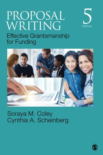 Proposal Writing: Effective Grantsmanship for Funding (SAGE Sourcebooks for the Human Services)