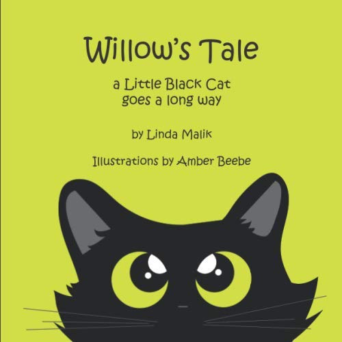 Willow's Tale: a Little Black Cat goes a long way