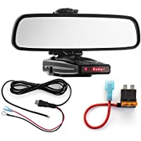Radar Mount Mirror Mount + Direct Wire + ATO Add a Circuit - Escort 9500ix 8500x50 X70 S55