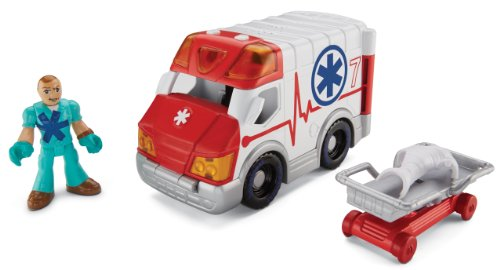 Fisher-Price Imaginext Action City Vehicle C