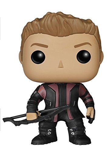 Funko POP Marvel Avengers 2 - Hawkeye 3 3/4 Inch Action Figure Dolls Toys