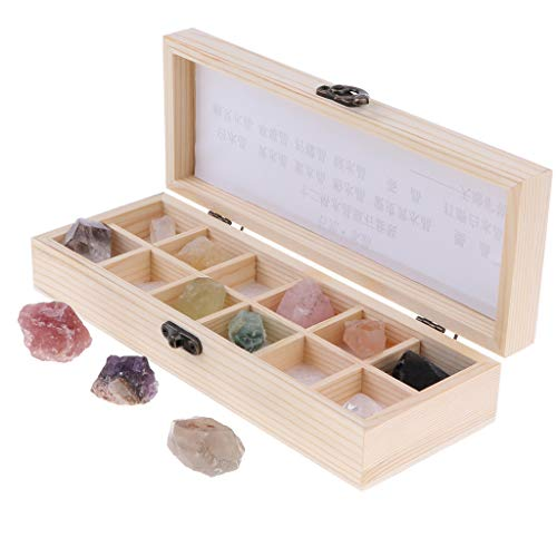 little box of crystals and gems - 2