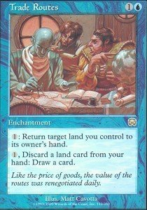 Magic: the Gathering - Trade Routes - Mercadian Masques