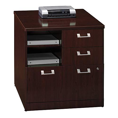 Bush Business Furniture Quantum 30W Storage Cabinet - Harvest Cherry 29W X 23D X 30H ERGONOMICHOME BUSH BUSINESS FURNITURE Scroll Down for Product Description (Bush Quantum Storage File)