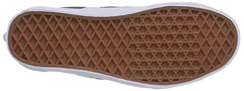C zapatilla unisex pewter tw F7Y ON deportiva de 59 Vans SLIP Grau gris lona L xCq1Awvptv