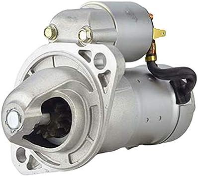 Starter Yanmar Marine 3JH3-YEU And 4JH3E-YEU Engine 12V