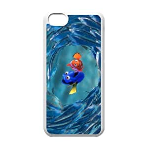 Finding Nemo - Just Swimming Productive Back Phone Case For Iphone 5c -Pattern-12