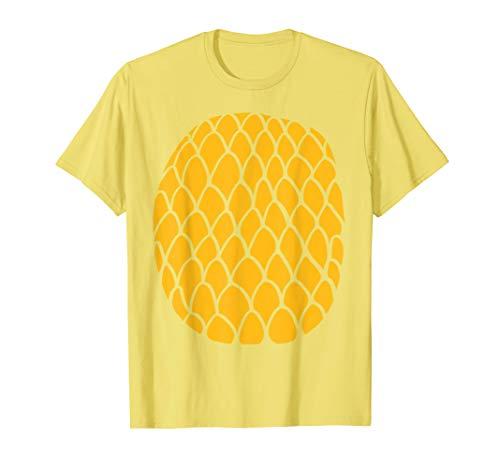 Pineapple Shirt Funny Food Fruit Halloween Group Costume Tee]()