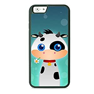 Case Fun Case Fun Cow by DevilleART Back Case Cover for Apple iPhone 6 4.7 inch