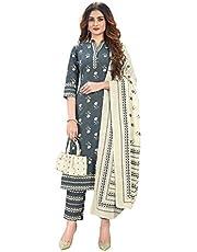 women's 100% cotton indian pakistani kurti palazzo pant set 700