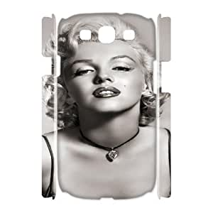 Samsung Galaxy S3 I9300 Phone Case Marilyn Monroe CA1273527