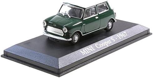 Coche Miniatura Mini Cooper S Escala 1:43
