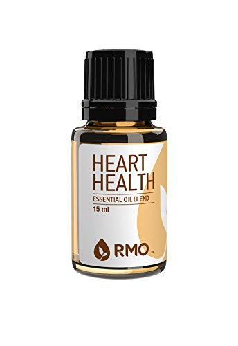- Rocky Mountain Oils - Heart Health - 15 ml - 100% Pure and Natural Essential Oil Blend