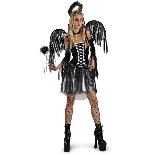 Teen Fallen Angel Fairy Costume