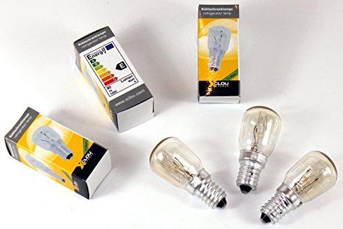 Kühlschrank Glühbirne 15w : Kühlschranklampe e w kühlschranklampen kühlschrank