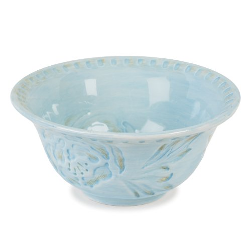 Toulouse Collection, Soup/Cereal Bowl, Blue -