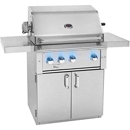 Amazon.com: Summerset alturi Series Gas Parrilla en carrito ...