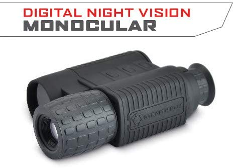 Stealth Cam 1003571 Digital Night Vision Monocular