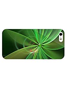 Free Shipping iPhone 5/5s Case Abstract Petals69 with Full Wrap