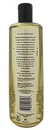 Neutrogena Body Oil Light Sesame Formula, 2 Pack of 16 fl. oz bottles, Total of 32 fl. Oz with IPT TSA-Approved Travel Bottle (InPrimeTime Exclusive)