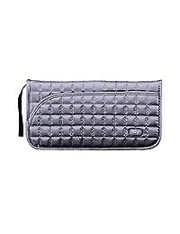 Lug Tango Travel Wallet, Pearl Grey, One Size (Model: Tango-Pearl Grey)