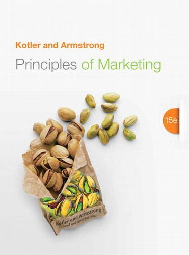 Principles of Marketing (15th Edition)
