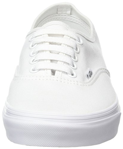 Authentic Adulto Unisex Vans White Zapatillas True Blanco Tx6wfdw