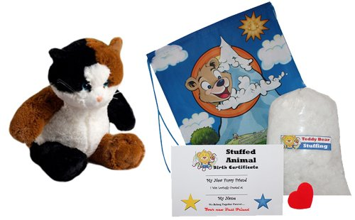 Kitty Own (Make Your Own Stuffed Animal