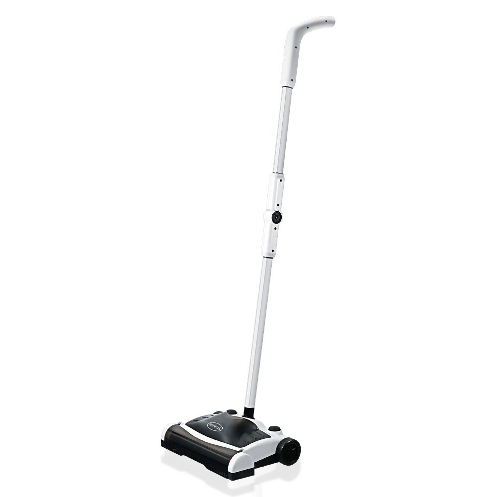 PEPWELL Electric Cordless Rechargeable Floor and Carpet Sweeper, PES-01 by PEPWELL
