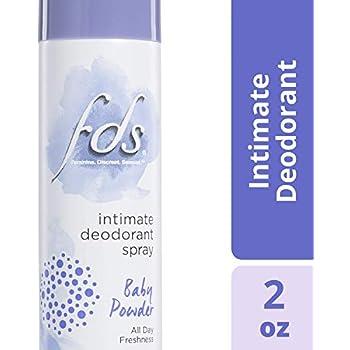 Amazon Com Fds Intimate Deodorant Spray All Day Freshness