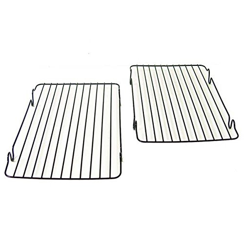 Hamilton Beach Nonstick Set of 2 Roasting-Baking Racks - 04477 (Rack Roasting Use)