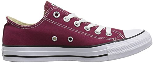 adulte mixte Converse Baskets mode Rouge M9691 PWFz4