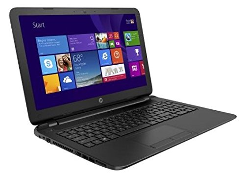 HP 15.6-inch 15-f004dx Laptop (AMD E1-2100 Processor, 4GB Memory