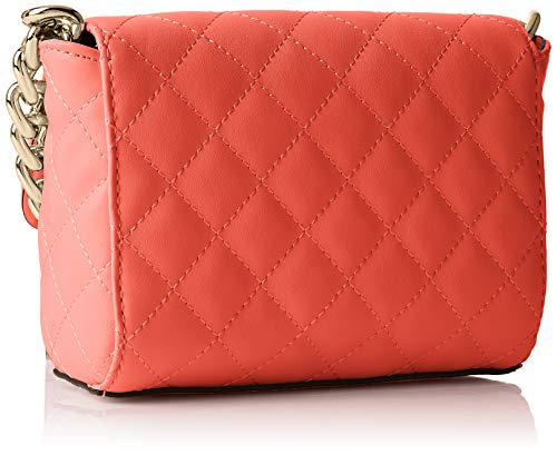 Mini Guess Noir coral Crossbody Sacs Elliana Flap Bandoulière 4qZxnwqa5A
