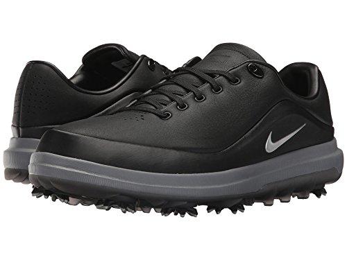 [NIKE(ナイキ)] メンズランニングシューズ?スニーカー?靴 Air Zoom Precision Black/Metallic Silver/Challenge Red/Cool Grey 8.5 (26.5cm) E - Wide