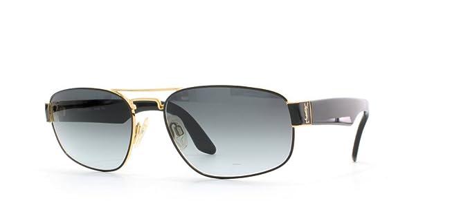 0b033aee2d6 Yves Saint Laurent - Lunettes de soleil - Homme Noir Noir  Amazon.fr   Vêtements et accessoires