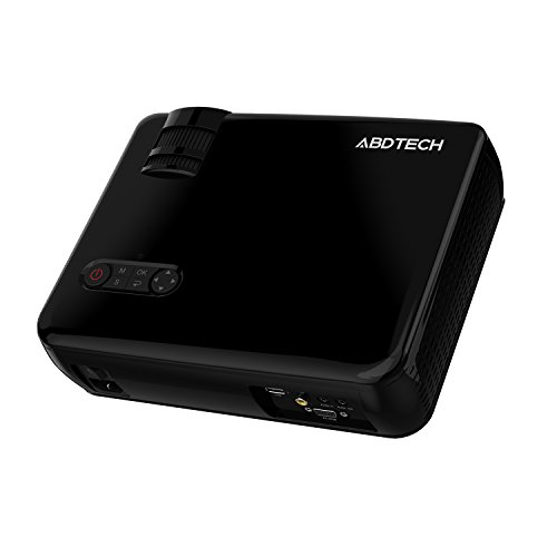 abdtech lcd portable projector specs comparison reviews ForPortable Lcd Projector Reviews