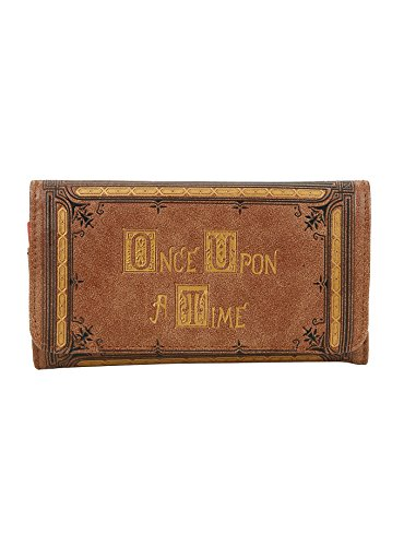 Disney Fairy Outfits (Disney Once Upon A Time Book Cover Flap Wallet)