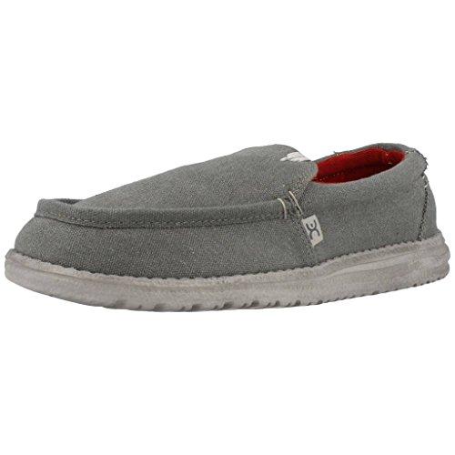 Zapatos para hombre, color gris , marca HEY DUDE, modelo Zapatos Para Hombre HEY DUDE 110352500 WALLY TECH Gris Gris