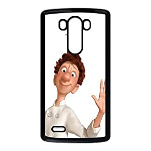 LG G3 phone cases Black Ratatouille cell phone cases Beautiful gifts YWRD4674841