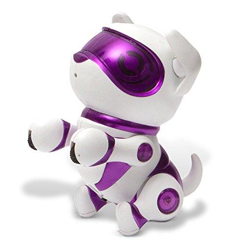 Tekno Newborns Pet Robot Dog Purple Buy Online In Uae